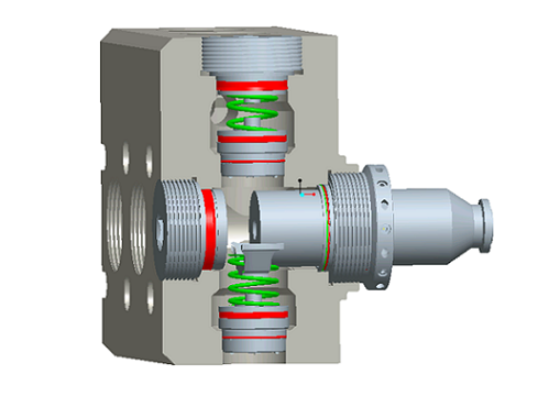 KTZ600柱塞泵配件