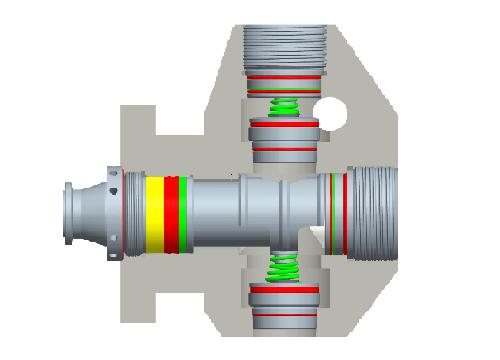 KQZ2500柱塞泵配件